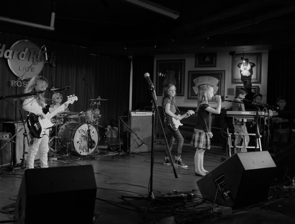 Live At Hard Rock
